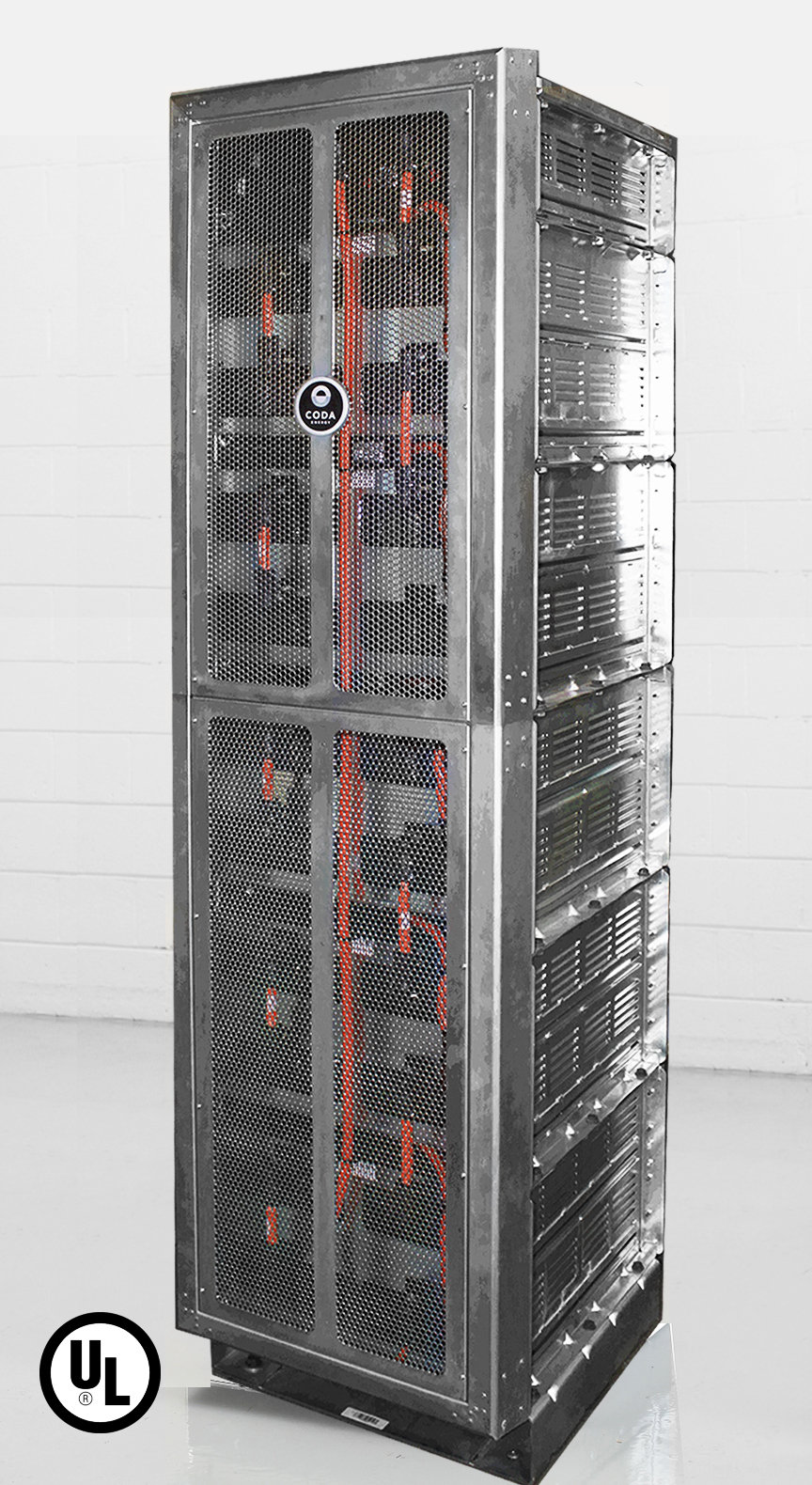 CODA Energy UL Listed CODA Core 50kWh Tower 2